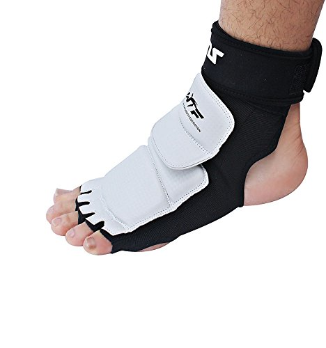 Tusah-Taekwondo-TKD-Foot-Guard-Protector-WTF-Approved