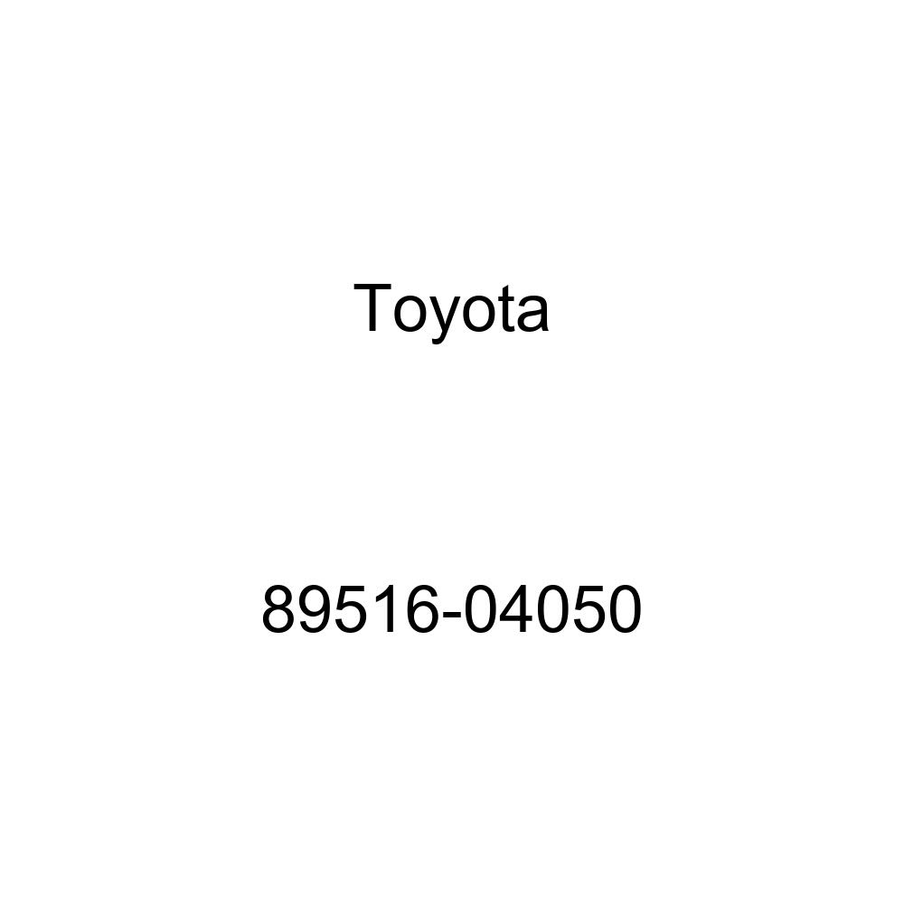 Genuine Toyota 89516-04050 Skid Control Wire