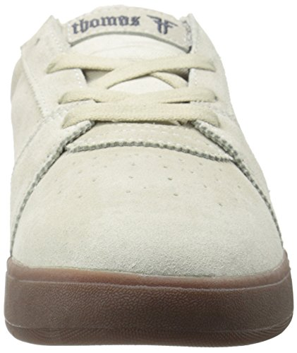 Dwindle Women's Rise Skateboard Shoe Newsprint Grey/Gum vhqsF