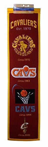 Winning Streak Sports NBA Cleveland Cavaliers Heritage Banner ()