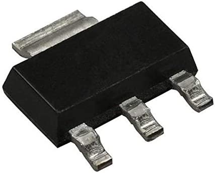 MOSFET CONSUMER Pack of 100 IPN50R1K4CEATMA1
