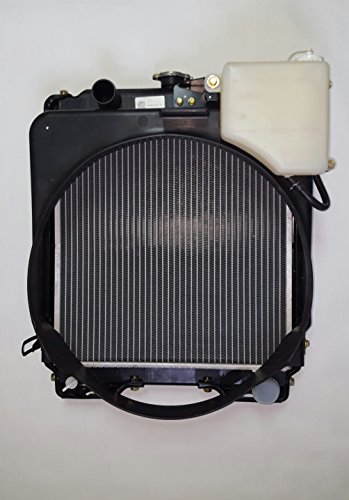 Mahindra Tractor Radiator with Cowl, with Reservoir ()