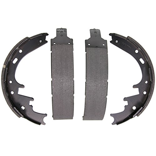 (Wagner Z776 Brake Shoe Set, Rear)