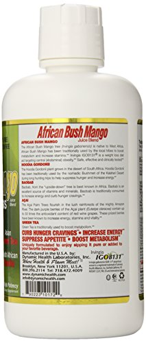 Dynamic Health African Bush Mango Juice Blend, 32 Oz. (Pack of 6) by Dynamic Health (Image #3)