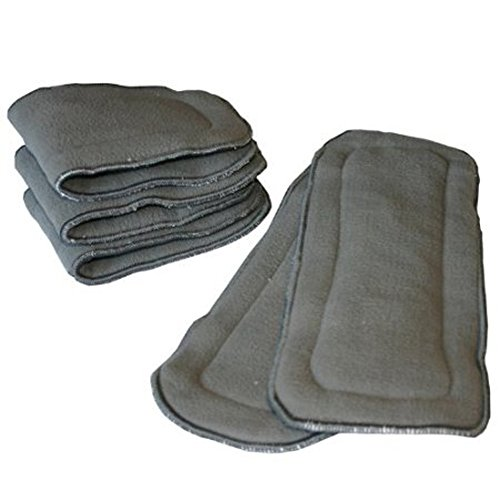 LBB Charcoal Inserts Reusable Diapers