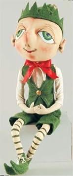 Bartholomew Elf Figure Soft Sculpture Doll