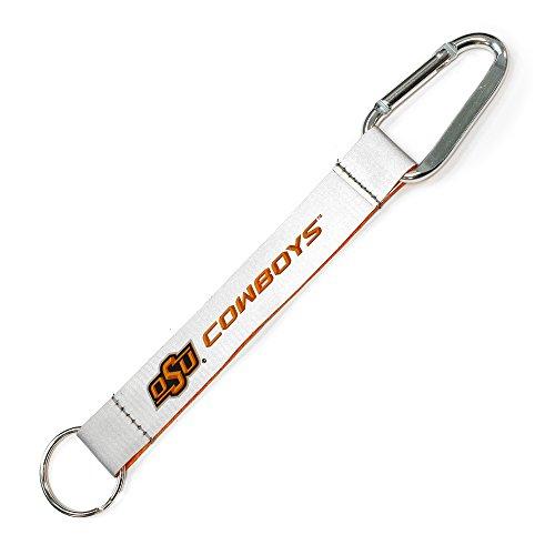 - NCAA Oklahoma State Cowboys Reflective Carabiner Lanyard Key Chain