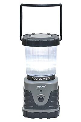 Decko OutDoor 30300 LED 300 Lumen Camping Lantern