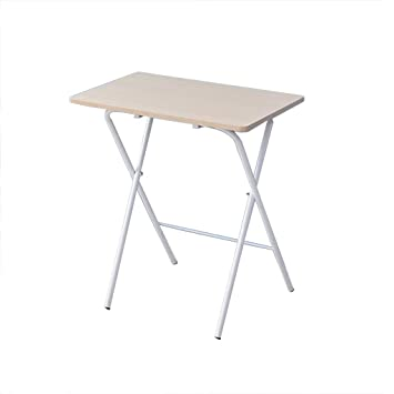 Amazon com : QZ HOME Folding Table Outdoor Dinner Table Simple
