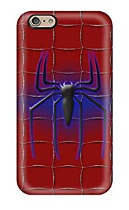 Diycase Fashion Tpu case cover For Iphone 4s- Spider-man Defender case cover 3VB0Y0Oeval