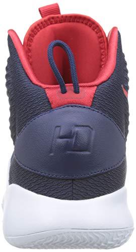 midnight – white Hyperdunk Nike Adulto 400 Multicolore Basket X Da Unisex university Scarpe Red Navy 4Y4zxAq