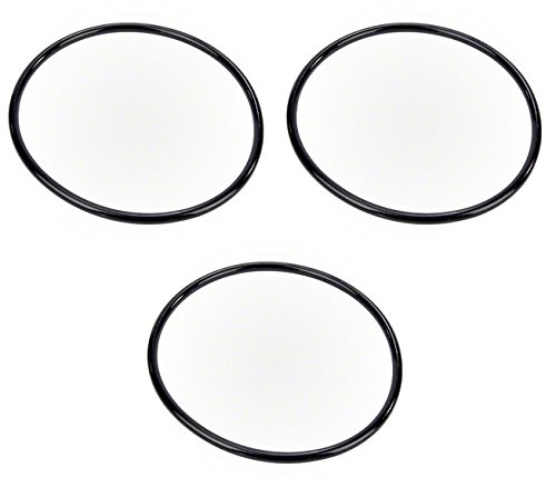 (3) NEW Pentair 350013 WhisperFlo Pinnacle Pool Spa Pump Replacement Lid O-Rings)