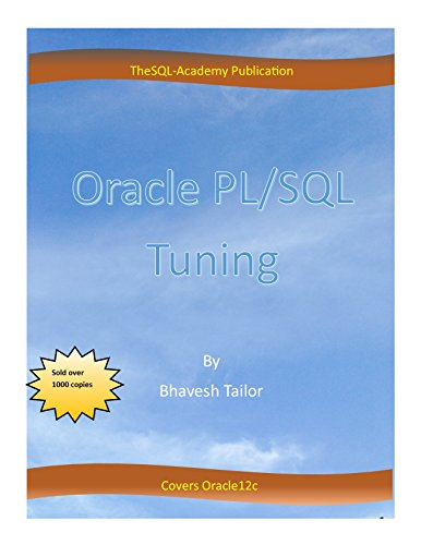Download Oracle PL/SQL Tuning Pdf