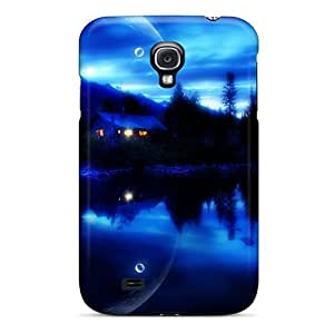 ShaCke Galaxy S4 Well-designed Hard Case Cover As The Light Fades Protector