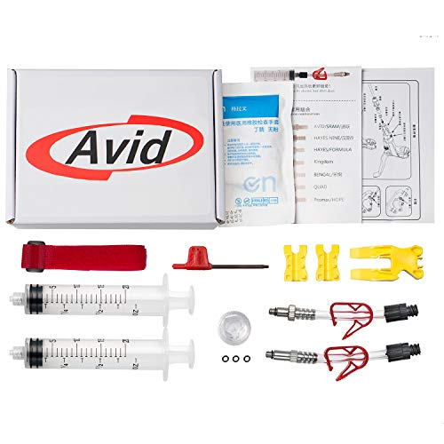 West Biking Avid Hydraulic Disc Brake Bleed Kit for All Avid Series