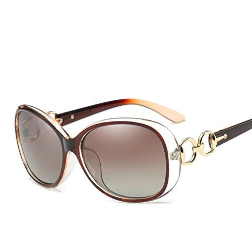 de de CJ polarizadas nuevas sol de de gafas las de sol 11 las gafas sol las Gafas 13 mujeres de 455nqwSZ