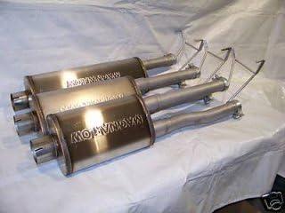 Mufflex DOD14M Dual Exhaust Retro-fit