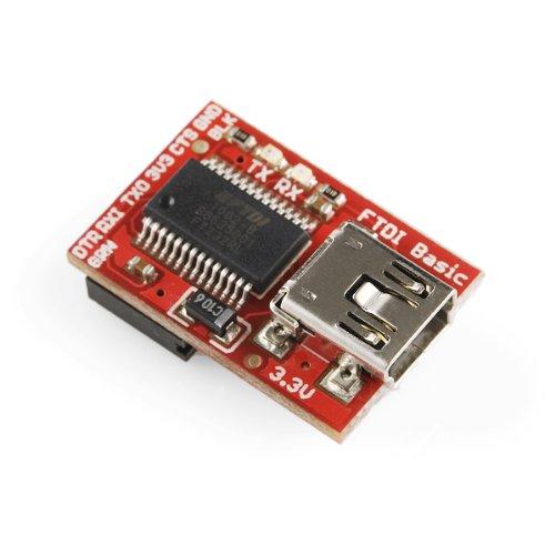 SparkFun FTDI Basic Breakout - 3.3V by SparkFun