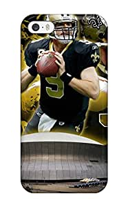 9674445K40588007 Special Design Back Drew Brees Phone Case Cover For Iphone 5/5s