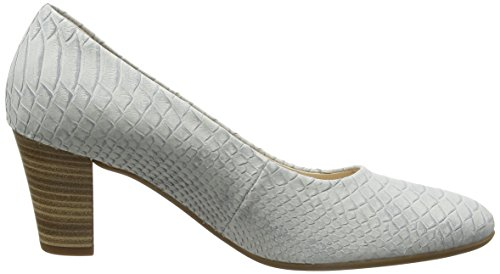 22 Blau Closed Toe Grau Pumps Kimberly Gabor Womens Grau PqwaYY