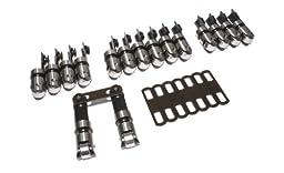 COMP Cams 87019-16 Endure-X Solid Roller Lifter for Big Block Chrysler Engines, (Set of 16)