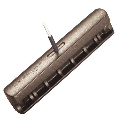Lr Baggs Transducer - LR Baggs Passive Bridge Plate Transducer including Strapjack for Steel String Guitars