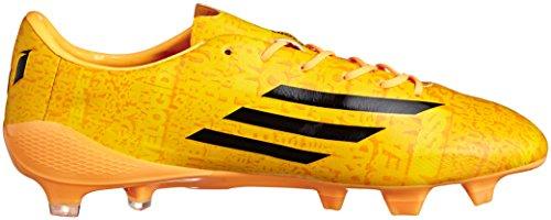 adidas - Chaussures de football - Chaussure F50 adizero FG Messi - Gold - 39 1/3