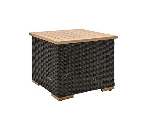 Cheap La-Z-Boy Outdoor New Boston Resin Wicker Patio Furniture Side Table