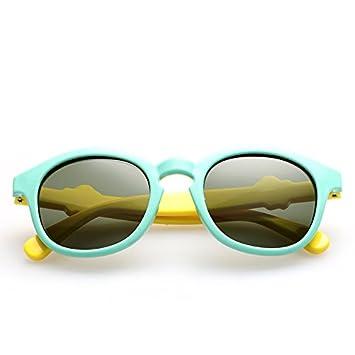 Gafas de sol infantiles niños cool gafas de sol polarizadas de moda para niños y niñas
