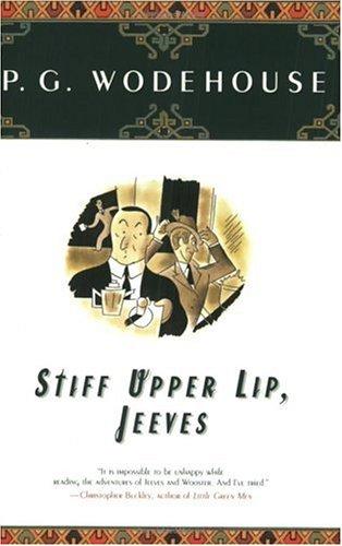 Read Online Stiff Upper Lip, Jeeves pdf epub