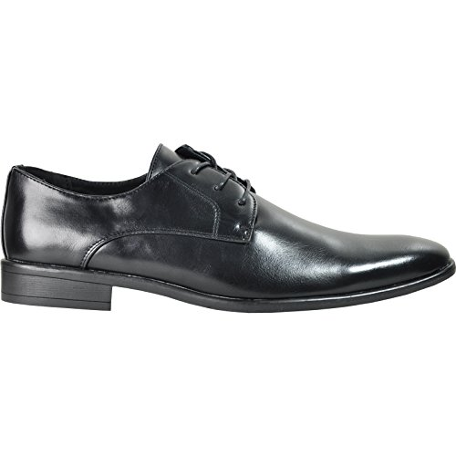 Black bravo Leather Shoe Men Width King Dress Classic Available Oxford Lining 1 Wide xprPpYwq
