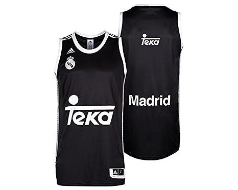 Camiseta Real Madrid Basket 2ª 2014-15: Amazon.es: Deportes y aire ...