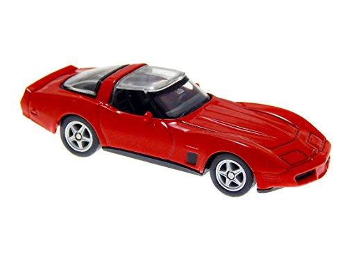 1974 Chevy Corvette (Chevrolet Corvette 1982 Red 1:60 Welly)