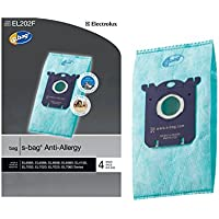 Electrolux Genuine S-Bag Clinic Vacuum Bag, Case Pack of 16 Bags