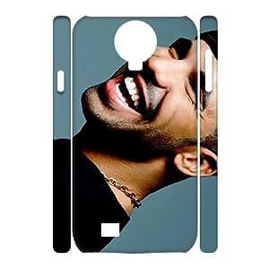 Hjqi - Custom Drake 3D Phone Case, Drake DIY Case for SamSung Galaxy S4 I9500