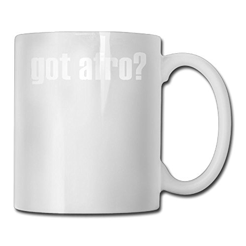 Wa166djb Interesting GOT AFRO - Puff 70s Disco Hair Style Cool Coffee Mug Heat Resistant Cup For Girlfriend