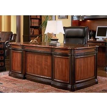 Amazon Com Coaster Fine Furniture Executive Desk With