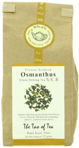 The Tao of Tea Osmanthus Oolong, 8 Ounce Bag - Osmanthus Oolong Tea