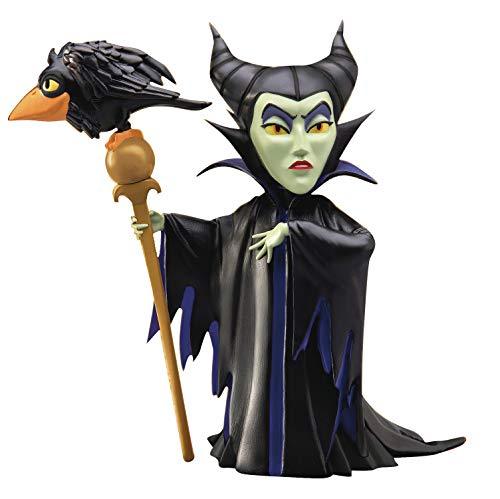 Beast Kingdom Disney Villains: Mea-007 Maleficent Mini Egg Attack Statue, Multicolor ()