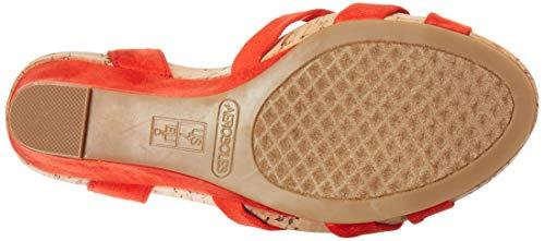 thumbnail 5 - Aerosoles Women's Fashion Plush Wedge Sandal - Choose SZ/color