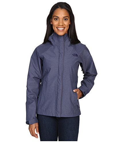 The North Face Women's Venture Jacket, Cosmic Blue Heather, MD
