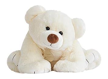 Histoire d ours gm Gros oso 65 cm gris Talla:modelo grande