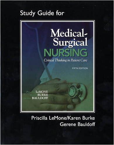 Dissertation Medical Surgical Nursing