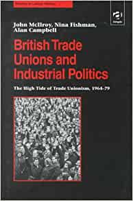 History of trade unions essay
