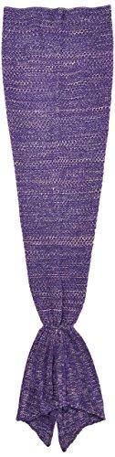 Casofu Mermaid Tail Blanket Adult/Teen, All Seasons Knitt...