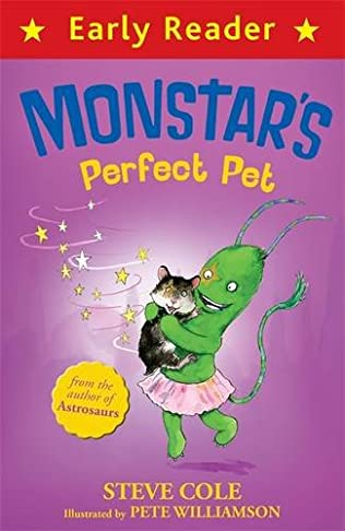 book cover of Monstar\'s Perfect Pet
