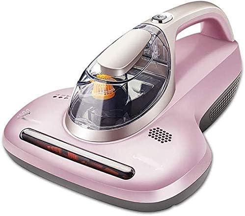 JIAL Limpiador de Mano de vacío, Aspirador de Mano, Potente aspiradora de succión, Aspirador de Coche/el hogar (Color : Pink): Amazon.es: Hogar