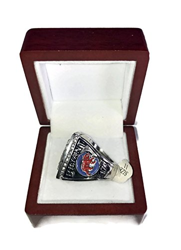 Chicago Cubs 2016 World Series Ring - Kris Bryant Replica w/box