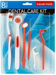 DDI - Dental Care Tool Kit (1 pack of 6 (Ddi Kitchen Tools)