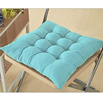 """Indoor Outdoor Dining Garden Patio Soft Chair Seat Pad Cushion Home Decor 20x20/"""""""